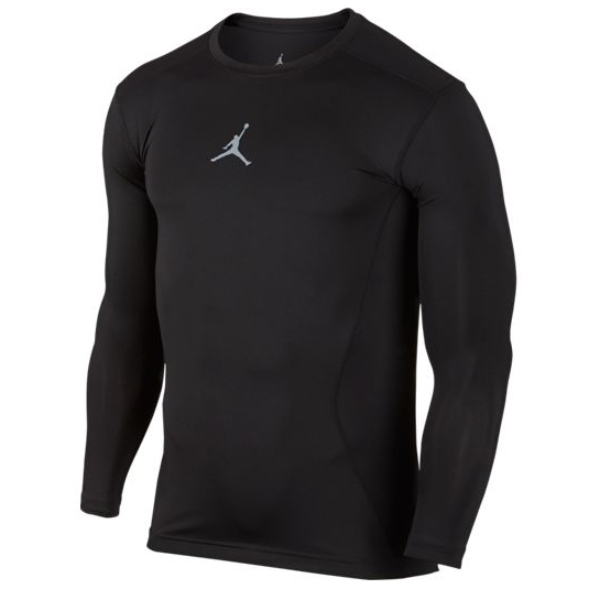 Лонгслив Air Jordan All Season Compression Long-Sleeve Shirt фото