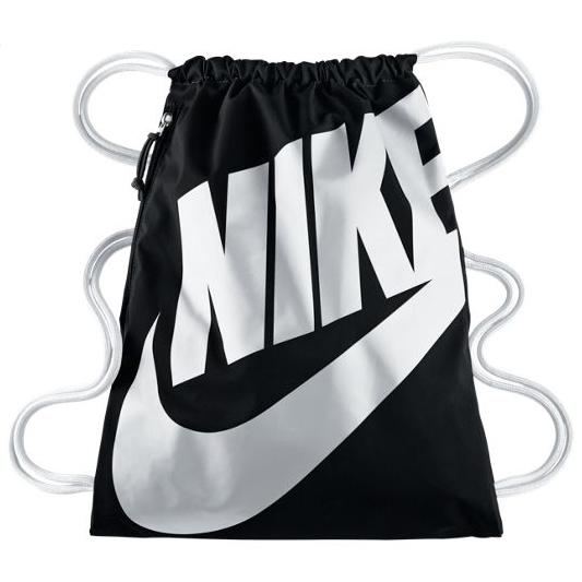 Другие товары NikeРюкзак Nike Heritage<br><br>Цвет: Чёрный<br>Выберите размер US: 1SIZE