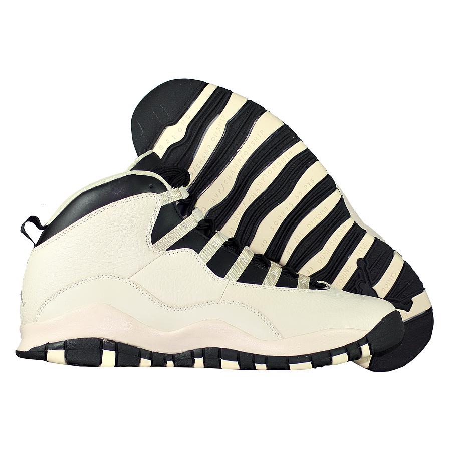 Кроссовки JordanКроссовки детские баскетбольные Air Jordan 10 (X) Retro PREM GG  quot;Heiressquot;<br><br>Цвет: Белый<br>Выберите размер US: 5,5