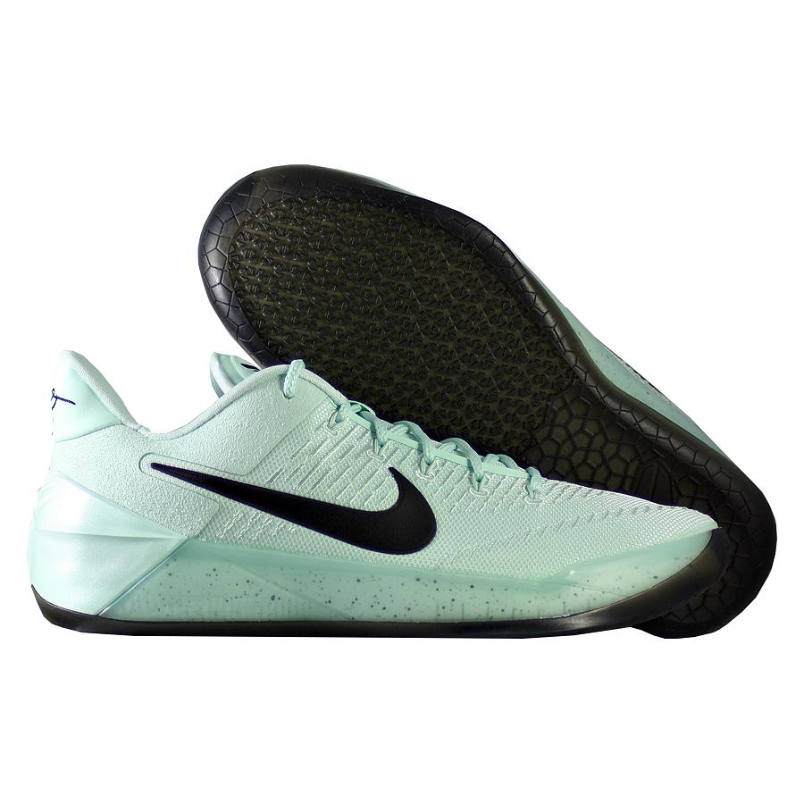 Кроссовки NikeКроссовки баскетбольные Nike Kobe A.D. quot;Iglooquot;Баскетбольные кроссовки звезды НБА - Коби Брайанта, юбилейная десятая модель! Корпус выполнен из лёгких синтетических материалов, для амортизации использован баллон Zoom. Низкий профиль обеспечивает свободу игроку. Хороший выбор для занятий баскетболом!<br><br>Цвет: Зелёный<br>Выберите размер US: 9|10|10,5|11|12