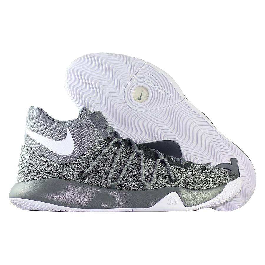 Кроссовки NikeКроссовки баскетбольные Nike KD Trey 5 V quot;Cool Greyquot;<br><br>Цвет: Серый<br>Выберите размер US: 9|9,5|10|10,5|11|11,5|12|12,5|13