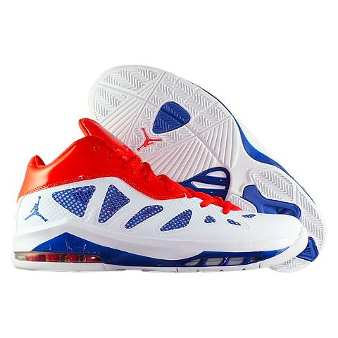 ca4a1c21fbb154 ... Купить Кроссовки баскетбольные Air Jordan Melo M8 Advance Knicks Home-1  ...