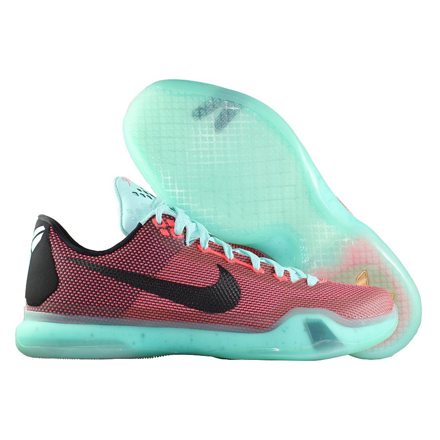 fd055e3d ... Купить Кроссовки баскетбольные Nike Kobe X 10 Easter-1 ...