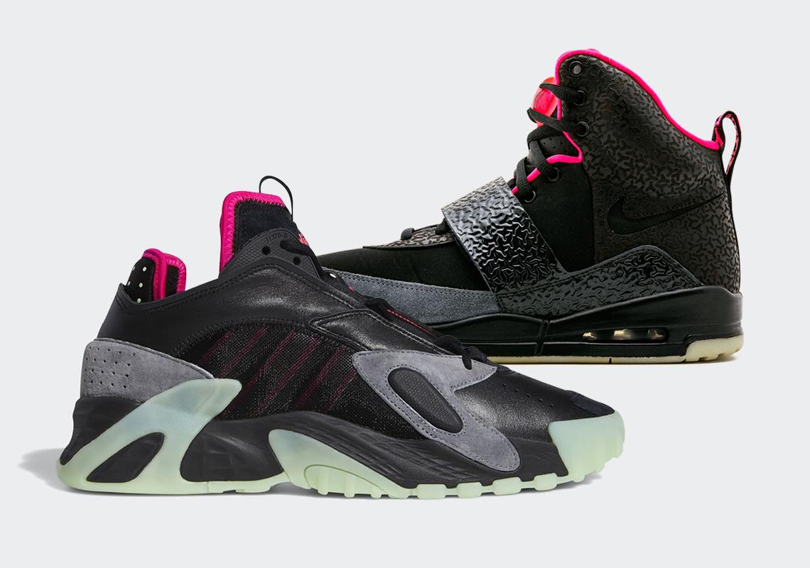 adidas Streetball в цветах Nike Air
