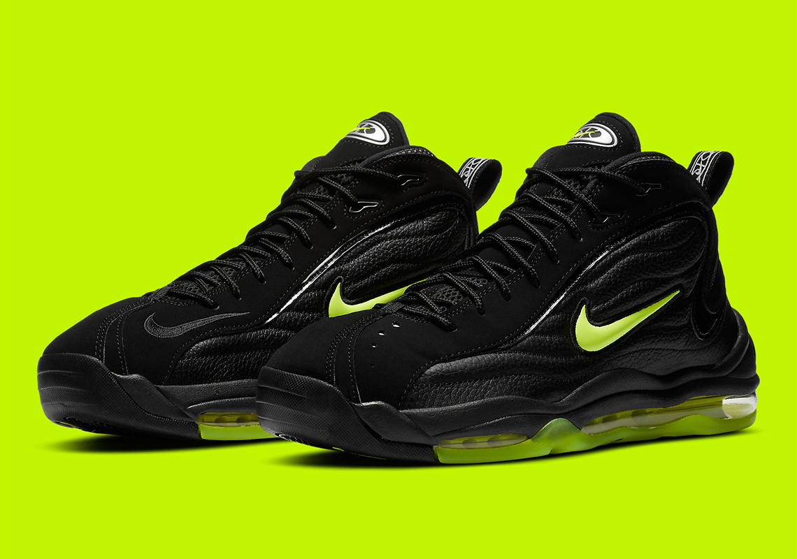 Nike Air Total Max Uptempo вернутся
