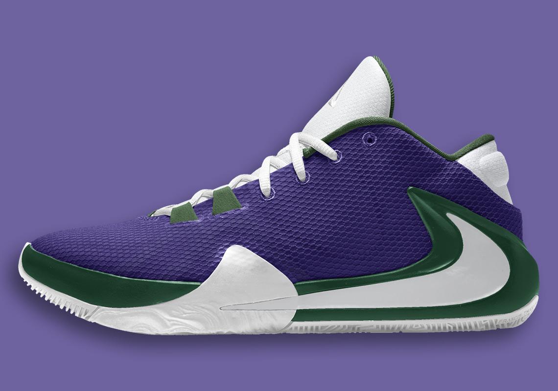 Nike Zoom Freak 1 в NikeID